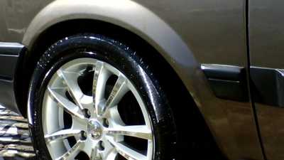 Formula para fazer pneu pretinho
