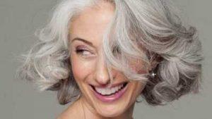 Como fazer creme para cabelos grisalhos