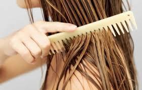 Formula de shampoo para fortalecimento dos cabelos