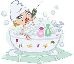 formula sais de banho