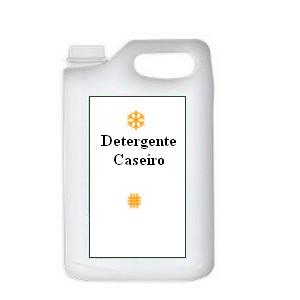 Como fazer detergente liquido caseiro
