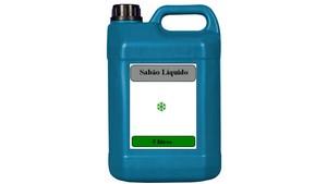 Formula de Sabão Liquido Com Enzimas