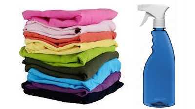 Formula de Aromatizador - aromatizante de roupas