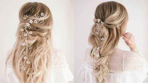 Tipos de penteados para casamento