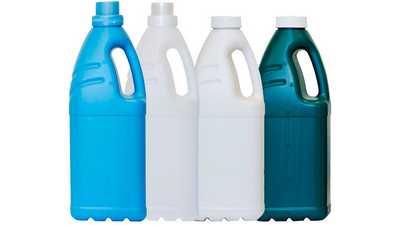 Embalagens para detergente e amaciante