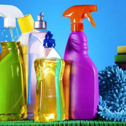 Ganhe Dinheiro com Produtos de Limpeza