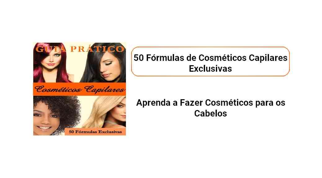 Guia pratico cosméticos capilares com formulas