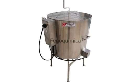 Tanque banho maria - Micro Indústria de Sabonetes